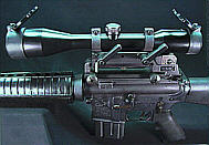 AR15 / M16 Riflescope Specifications