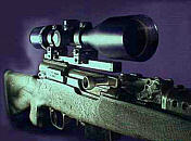 HITECH's Patented SKS Scope Mount
