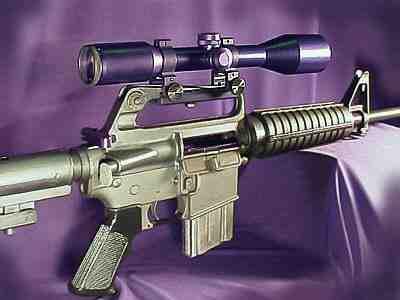 HITECH AR15  - rifletech.net